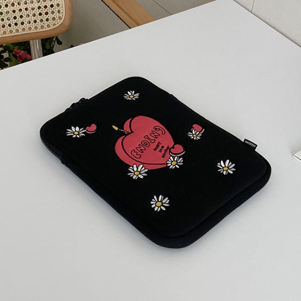 candle pad pouch