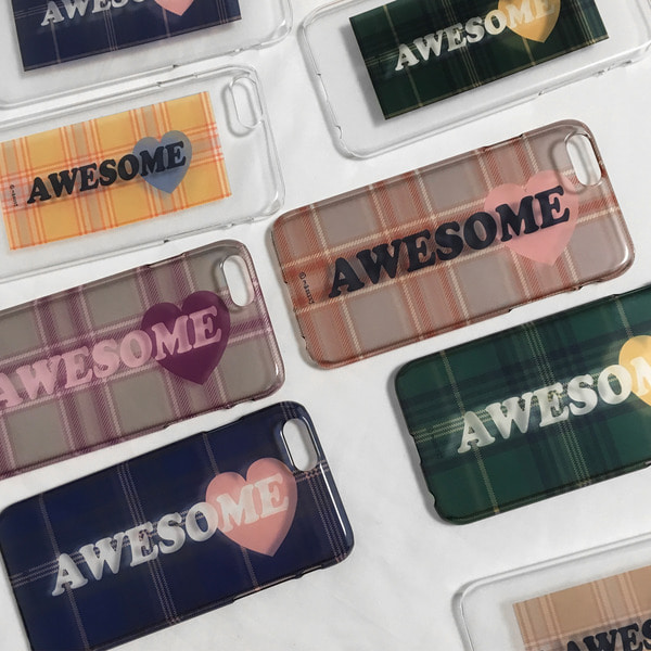 love, awesome (t)