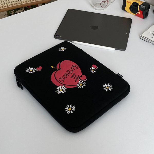candle pad pouch (12.9inch)
