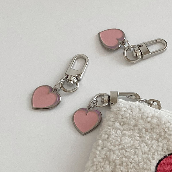 heart key ring (mini)