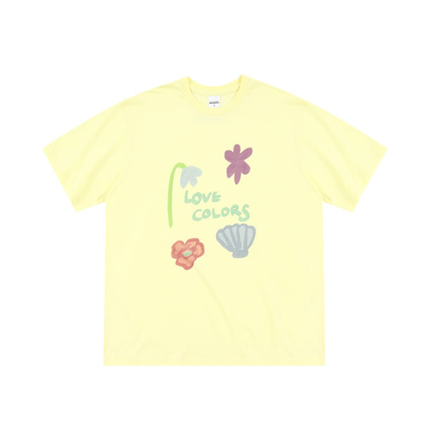 love colors T-shirt