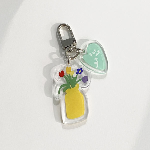 For me key ring (acrylic)