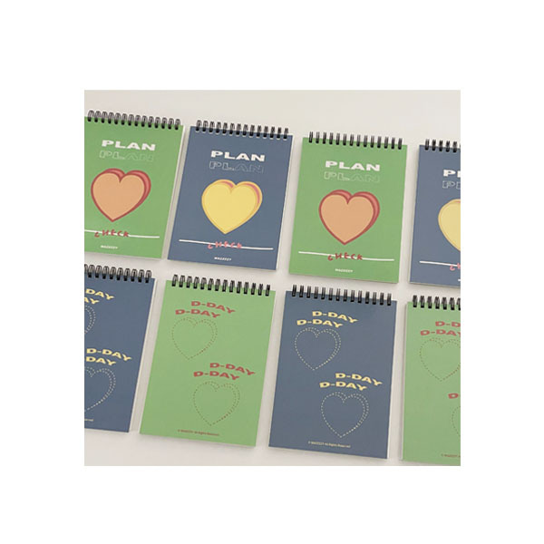 (B-Refurb) love planner (100days)